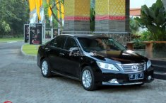 Spesifikasi Toyota Camry 2.5V 2012 , Mobil Sedan Mewah Khusus Penumpang Belakang