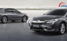 Profil Lengkap Honda Accord 2016