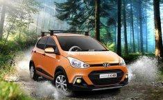 Spesifikasi Hyundai Grand i10x 2017, City Car Mungil Bergaya Crossover