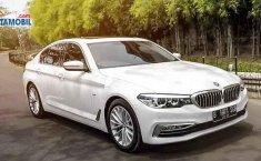 Review BMW 530i Luxury Line 2017, Sedan Atletis yang Memadukan Pesona Elegan dan Teknologi Canggih