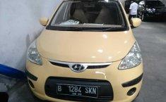 Hyundai Grand I10 1.2 NA 2010 Kuning