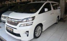 Jual mobil Toyota Vellfire ZG 2013 DKI Jakarta Automatic