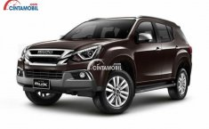 Review Isuzu MU-X 2017