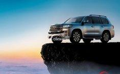 Spesifikasi Toyota Land Cruiser 200 2016, Off-roader Mewah dan Tangguh