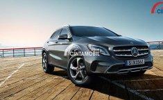 Harga Mercedes-Benz GLA Januari 2019