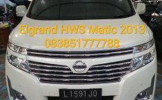 Nissan Elgrand 2.5 Highway Star Matic 2013