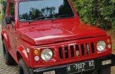 Suzuki Jimny Sierra Tahun  1986