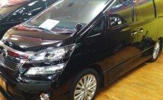 Toyota Vellfire ZG 2012