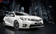 Spesifikasi Toyota Corolla Altis 1.8 V 2014, Wajah Baru Sedan Terlaris Di Dunia