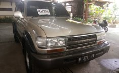 Toyota Land Cruiser 1995 Manual