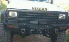Dijual Nissan Patrol 1987