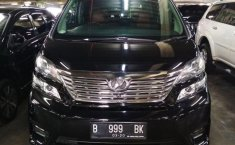 Toyota Vellfire Z AT Tahun 2009 Automatic