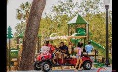 Di Kota Ini, Mobil Golf akan Digunakan Sebagai Transportasi untuk Wisatawan