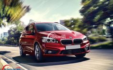 Review BMW 218i Gran Tourer 2015, MPV 7-Seater Pertama BMW