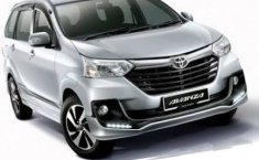 Toyota Avanza E 2018 MPV Manual