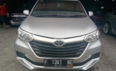 Toyota Avanza E 2015 Silver Manual