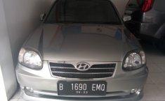 Hyundai Avega MT Tahun 2002 Manual