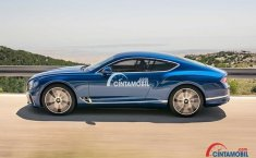 Spesifikasi Bentley Continental GT 2018: Gran Tourer Berdarah Kerajaan