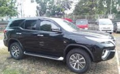 Toyota Fortuner SRZ AT Tahun 2016 Automatic