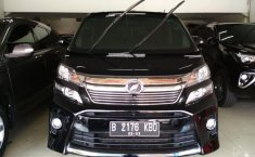 Toyota Vellfire ZG AT Tahun 2012 Automatic