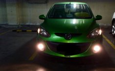 Mazda 2 Hatchback 2010 Hijau