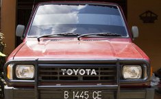 Toyota Kijang LGX 1991 Manual