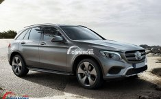 Harga Mercedes-Benz GLC Maret 2020