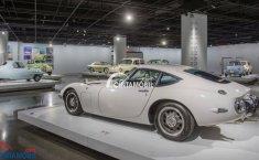 Menikmati Keindahan Mobil Jepang di Pameran Mobil Museum Petersen, Los Angeles