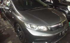 Honda Civic 1.5 Manual 2012 Abu-abu