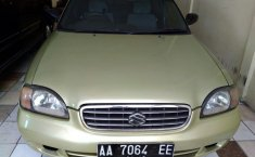 Suzuki Baleno 2002 Manual