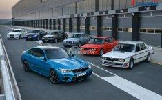 Profil BMW M5 F90 2018: Sedan Sport Masterpiece Bavaria