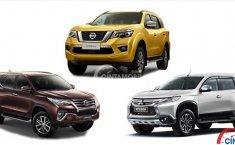 Komparasi Virtual Pendatang Baru, New Nissan Terra Dengan Toyota Fortuner Dan Mitsubishi Pajero Sport