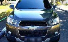 Chevrolet Captiva Facelift Turbo VCDI Diesel 2012