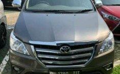 Toyota Kijang Innova G 2015 Manual