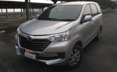 Toyota Avanza E 2015 Manual