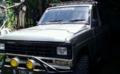 Nissan Patrol Pickup MT Tahun 1985 Manual