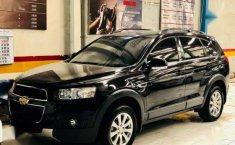 Chevrolet New Captiva 2.0L Diesel Turbo Facelift 2012