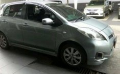 Toyota Yaris 1.5 E AT 2013 Grey Cinere