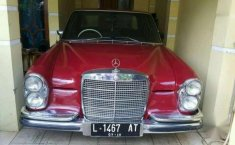 Mercedes-Benz 280S MT Tahun 1970 Manual