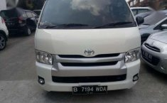 Toyota Hiace Van MT Tahun 2016 Manual