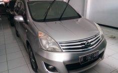 Nissan Grand Livina Highway Star 2013 Silver