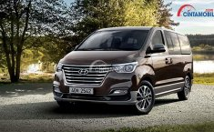 Review Hyundai H-1 2018: MPV Yang Semakin Menajamkan Eksistensinya Dalam Merambah Berbagai Kebutuhan Keluarga