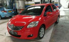 Jual mobil Toyota Vios MT Tahun 2012 Manual