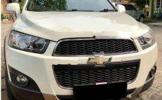 Chevrolet Captiva Pearl White 2012
