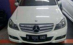 Mercedes-Benz C200 Avantgarde 2012
