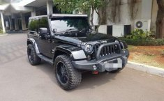 Toyota Jeep Wrangler Sahara 2Doors 2013 Black