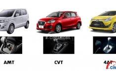 Komparasi Tiga Jenis Transmisi Hatchback LCGC