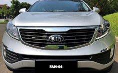Jual mobil Kia Sportage Platinum AT Tahun 2012 Automatic