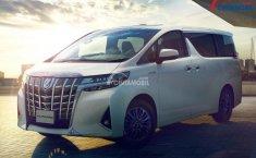 Harga Toyota Alphard November 2019