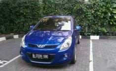 Jual mobil Hyundai i20 GL MT Tahun 2010 Manual